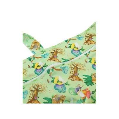 Wet Bag XL  Gnomes | Blumchen