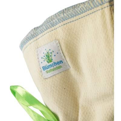 Birdseye Organic Cotton Prefold pack of 6   Blumchen