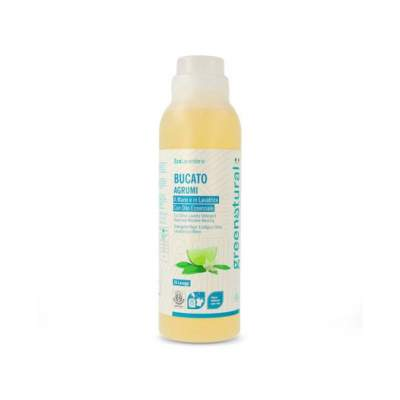 copy of Organic liquid detergent marseiles hands and washing machine Greenatural 1000ml