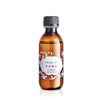Olio di Lino Puro al 100% | Officina Naturae