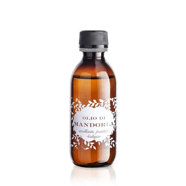 Olio di Mandorla Biologico Puro al 100%  | Officina Naturae