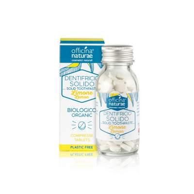 Dentifricio in Pastiglie Limone | Officina Naturae