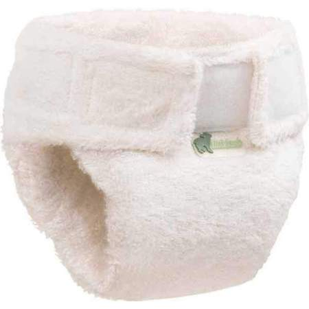 Bamboo Fitted cloth nappy  Little Lamb