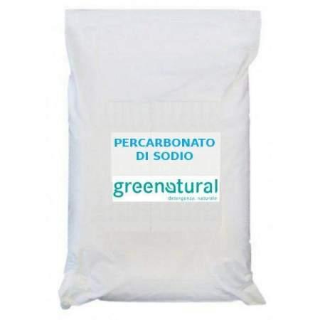 Percarbonato Greenatural Sacco da 25 Kg