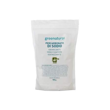 Percarbonato ricarica 750 gr Greenatural