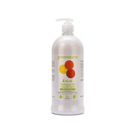 Face and hands cleanser ACE energy - Greenatural Ecobio