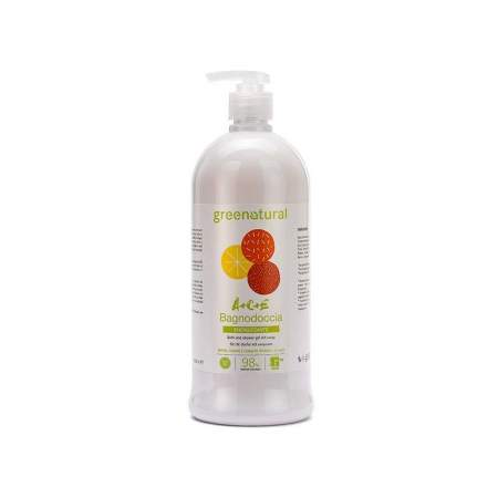 Bath and Shower gel ACE energy - Greenatural Ecobio