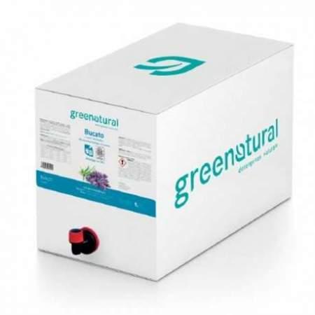 Lavastoviglie liquido menta & eucalipto Greenatural 20kg