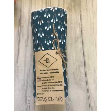 Asciugatutto Lavabile Sekai in cotone biologico Da Zero