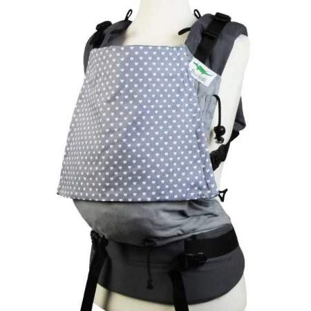Buzzidil Standard Heartiness | Fullbuckle Babytrage | Baby Carrier
