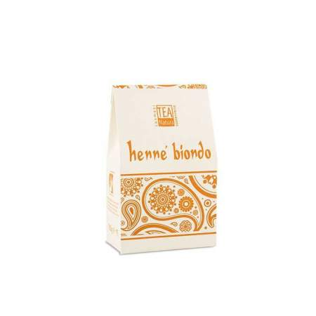 Hennè Biondo Indiano Tea Natura