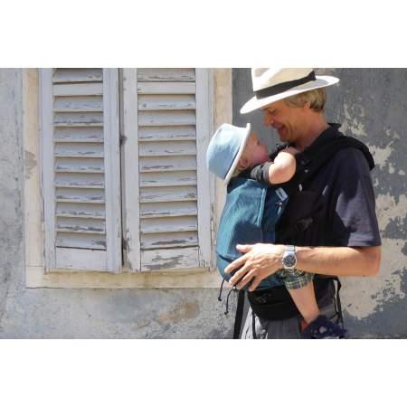 Ergonomic Baby carrier Buzzidil Versatile Anthony Ocean