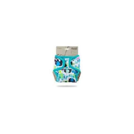 Cover impermeabile Petit Lulu Baby Elephant (Blue)