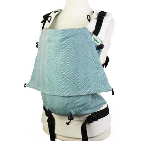 Ergonomic carrier Buzzidil Versatile Anthony in the Sky