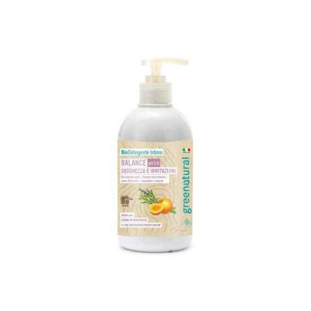 BIO DETERGENTE INTIMO BALANCE PH 5.0 - 500ML GreeNatural
