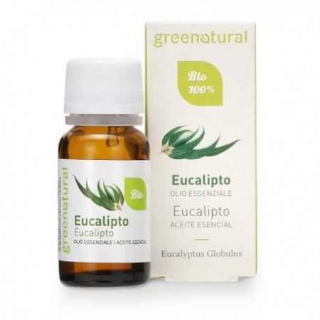 Olio Essenziale di Eucalipto Biologico 10 ml | Greenatural