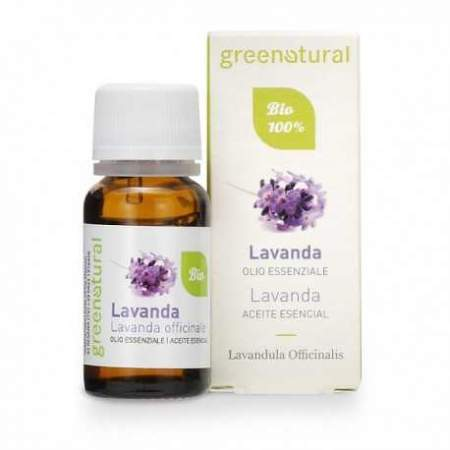 Olio essenziale di Lavanda Biologico 10 ml | Greenatural
