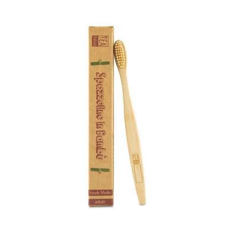 Spazzolino in bambù per  adulti | Tea Natura