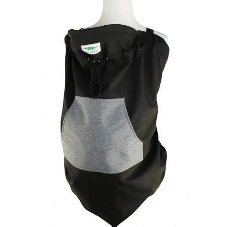 Cover anti vento impermeabile Grey and Black | Buzzidil