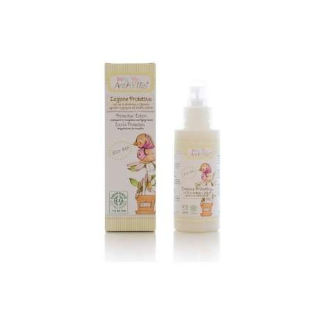 Protective lotion from unpleasant mosquitos and flying insects Baby Anthyllis