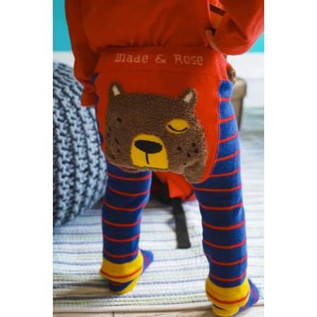 Leggings Big Brown Bear | Blade and Rose