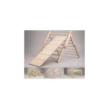 Triangolo di Pikler Mopitri con rampa | Ette Tete