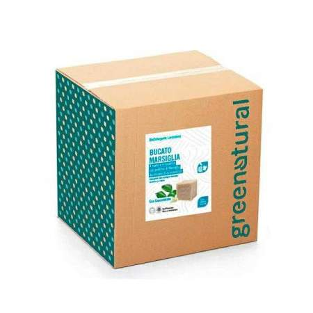 Bucato Eco-Bio Marsiglia Bag in Box da 10 kg | GreeNatural