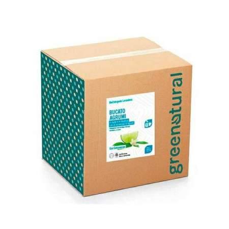 copy of Bag in Box da 5 kg Bucato Eco Bio Agrumi | GreeNatural