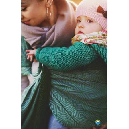 Ring Sling Little Mossy Cube