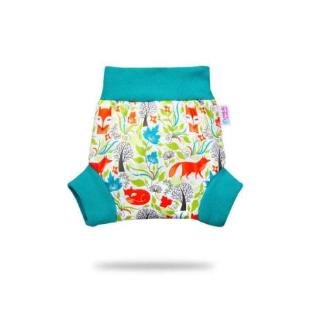 Cover Impermeabile Pull-Up Foxes | Petit Lulù
