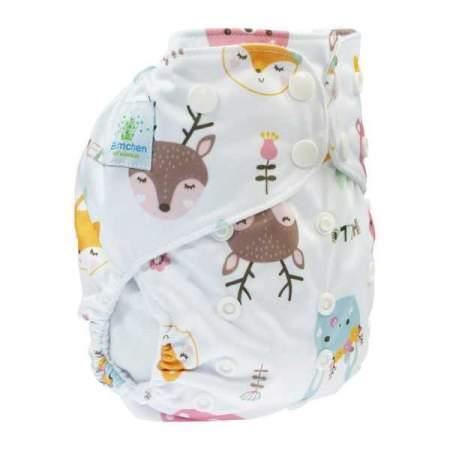 Cloth Nappy Pocket V2 One Size Hello | Blumchen
