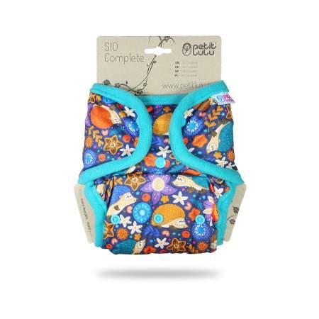 Pannolino lavabile SIO Complete Hedgies | Petit Lulu