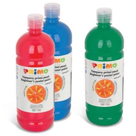 Tempera Primi Passi Bottiglia da 1 Litro | Primo