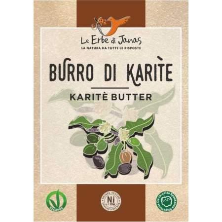 Burro di Karitè 50 ml | Erbe di Janas