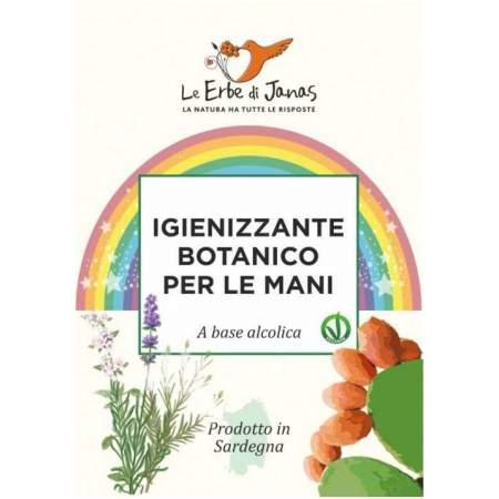 Igienizzante Botanico Lavamani 50 ml | Erbe di Janas