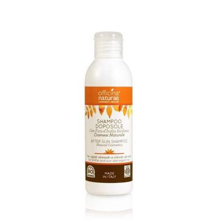 Shampoo Dopo Sole Eco Bio | Officina Naturae