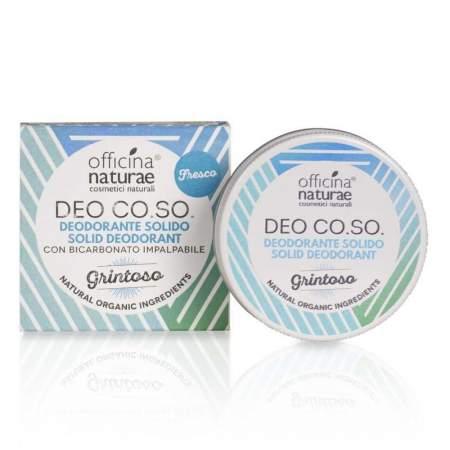 Deodorante Solido Deo Co.So Grintoso  |  Officina Naturae
