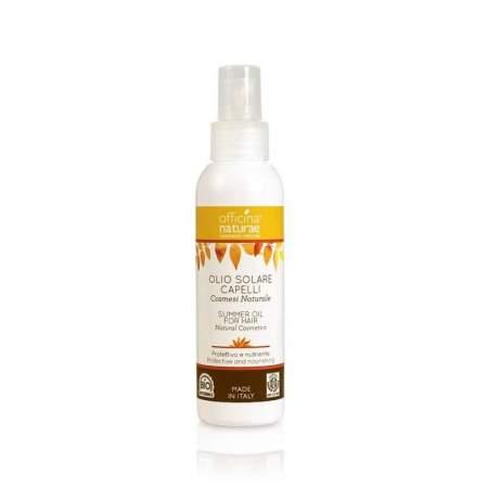 Olio Solare Capelli Protettivo e Nutriente  |  Officina Naturae