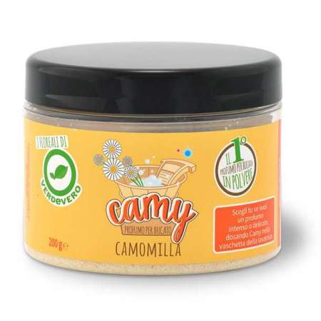 Floreale Camy Profuma Bucato Ipoallergenico ai fiori di Camomilla |  Verdevero