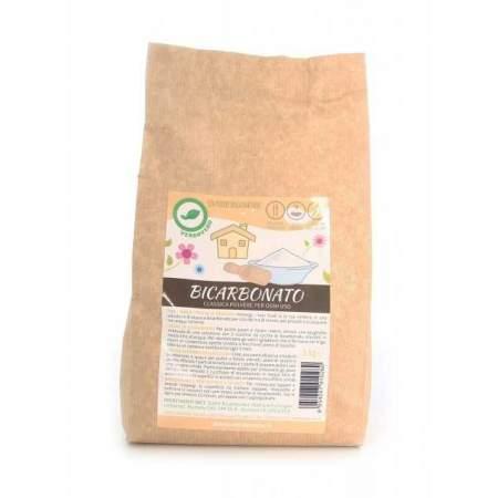Bicarbonato di Sodio Pulente 1 Kg  |  Verdevero