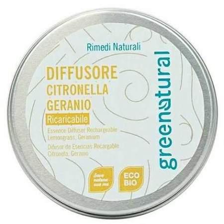 Diffusore Citronella Geranio | GreeNatural