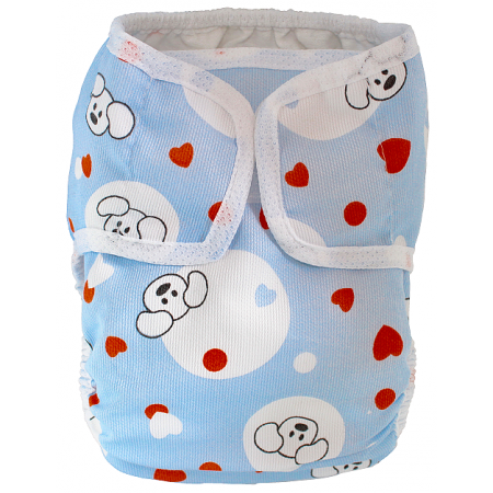 Starter Kit Nappy Ai2 GLAM Pss! with 3 Insert Booster