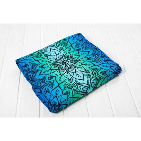 Ring Sling  Mandala Polar Light |  Be Lenka
