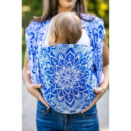 Baby Wrap  Mandala Royal Blue | Be Lenka