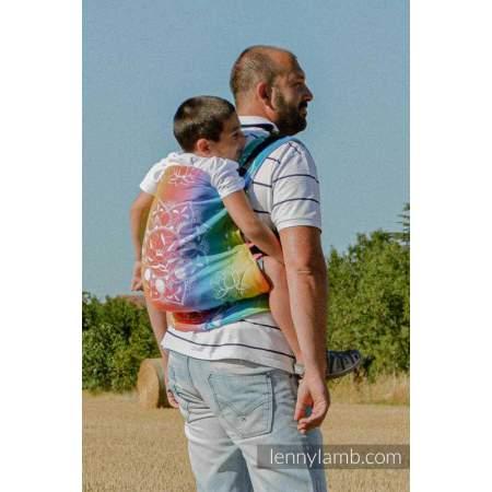 Marsupio Regolabile Lenny Preschool  Rainbow of Hope| Lenny Lamb