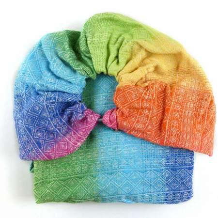 Ring Sling Prima  Triblend 1R Hemp, Silk, Organic Cotton |  Didymos
