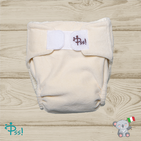 Starter kit Nappy All-in-Two NATURE with 12 Insert Booster