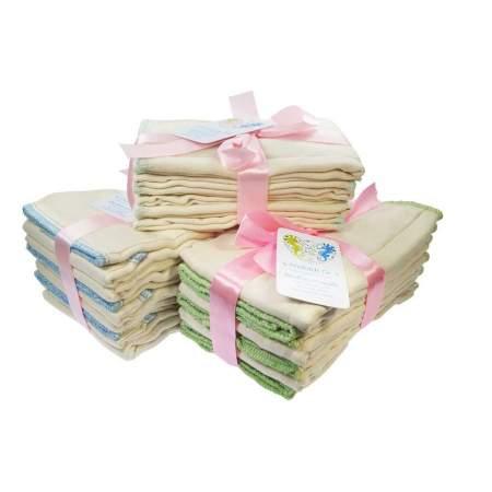 Organic Cotton Twill Prefold | Blumchen