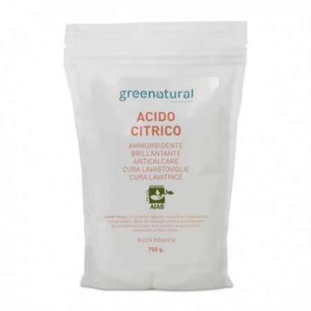 Citric acid Greenatural 750 gr