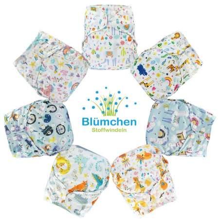 ECO Shell Cover impermeabile per sistema 2 in 1 |  Blumchen